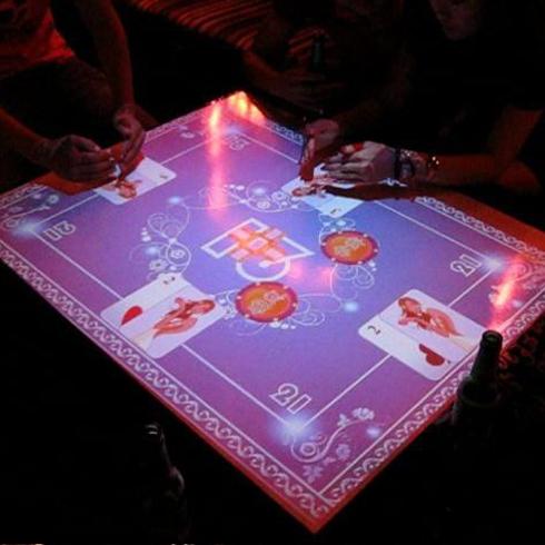 海王星3D娱乐机产品-海王星3D桌面游戏机