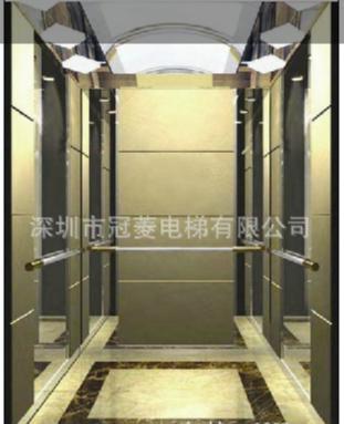 三层电梯吊蓝控制柜接线图