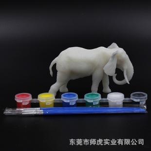 动物模型涂装必备练手佳品