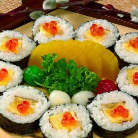 想开个寿司店怎么样