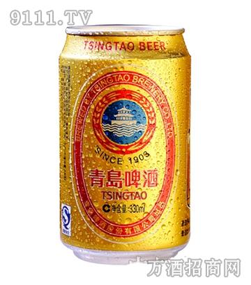青岛啤酒听装