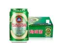 青岛纯后啤酒