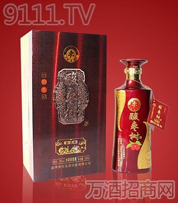 酸枣树酒业招商加盟