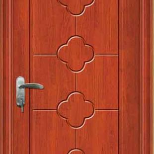 室内房间门做什么颜色好看