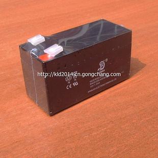 3ah免维护铅酸蓄电池 12v电瓶