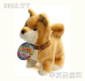 卡多摩可爱小狗玩具