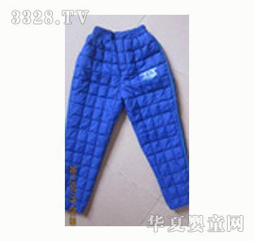 冬之约4-12岁儿童羽绒裤