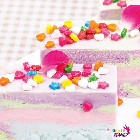 爱冰妮冰淇淋产品-跳跳糖三明治冰淇淋
