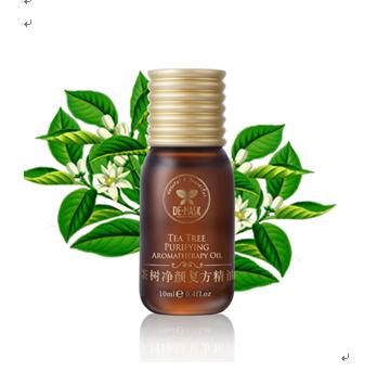蝶美精油面膜产品-茶树净颜复方精油