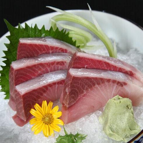 哈呗斯料理产品-油甘鱼刺身