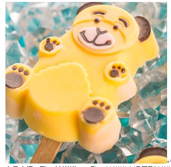 酷q冰淇淋产品-卡通系列冰淇淋