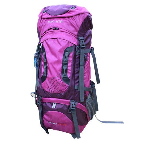 猎狐者时尚背包(紫)