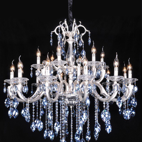 祥裕照明灯饰产品-水晶吊灯