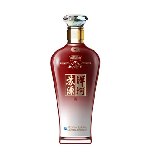 洋河苏源酒产品-红瓶白酒