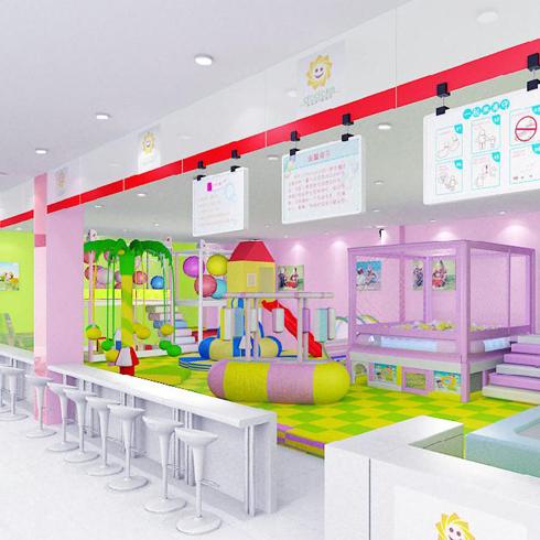 幼儿园附近开什么店好?烘焙乐园生意好图片