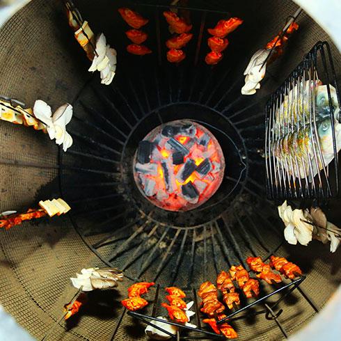 全鱼道私房鱼产品-瓦缸烧烤