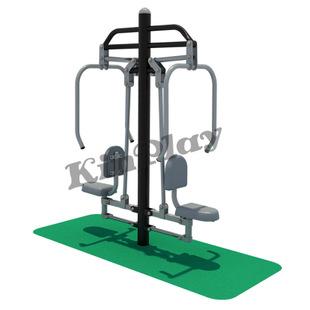厂家直销户外健身器材社区健身器材 新农村健身器材儿童游乐设备
