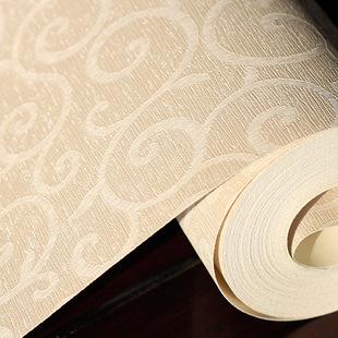 透气1210PVC卓亚工程纸系列PVC墙纸 厂家生产欧式背景 品牌