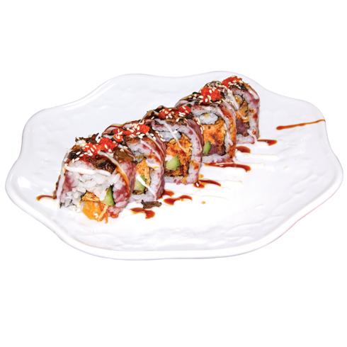 嘿店寿司小吃产品-特色寿司
