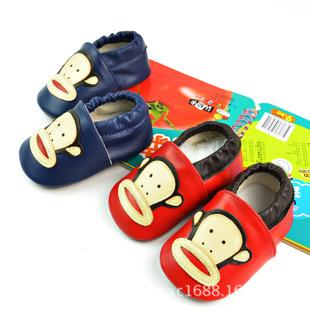 婴儿鞋猴子图解