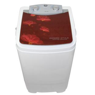 90e红花洗衣机 半自动洗衣机 新款单桶洗衣机