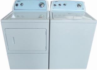 美式洗衣机10公斤洗衣惠而浦3NWTW4800AQ美国进口10kg搅拌洗衣机