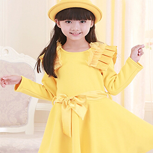 芭比瑭童装-时尚贵族裙