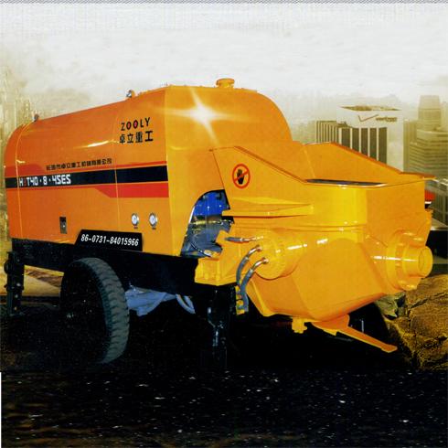 卓立重工混凝土泵-小颗混凝土输送泵