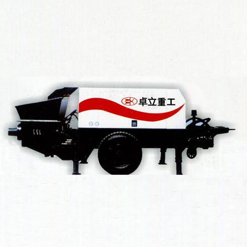 卓立重工混凝土泵-岩浆细石泵