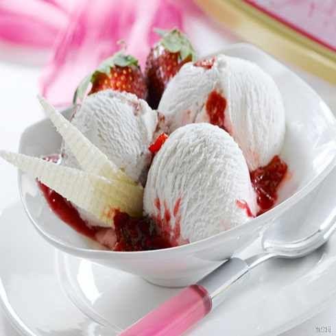 圣洛雪冰淇淋-花式冰淇淋