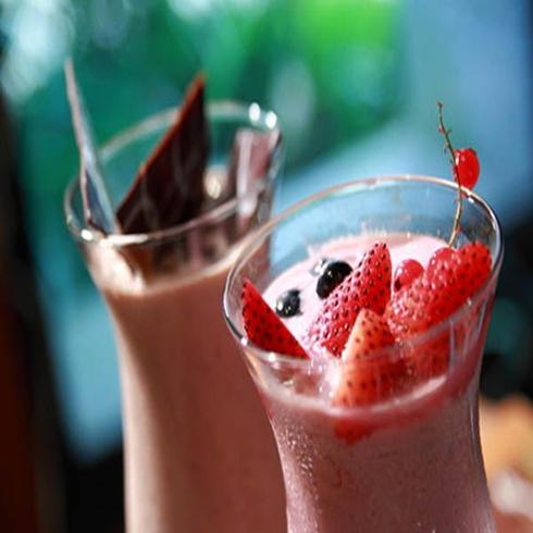 圣洛雪冰淇淋-草莓奶茶