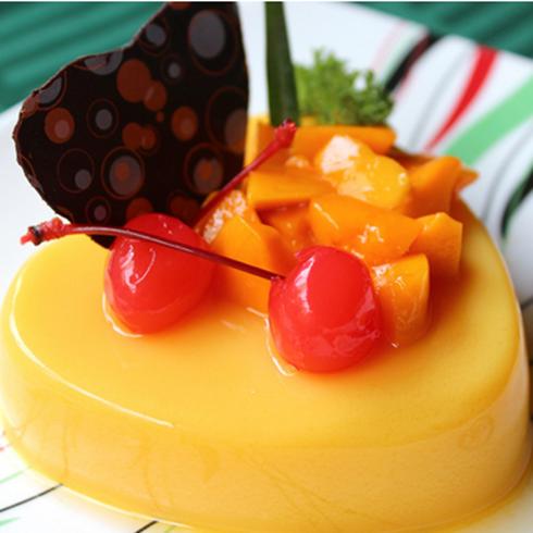 圣洛雪冰淇淋-樱桃布丁