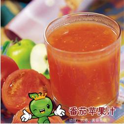 鲜果皇后休闲饮品-番茄苹果汁