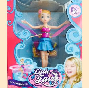 玩具小仙女智能感应花仙子飞行器批发新奇玩具创意