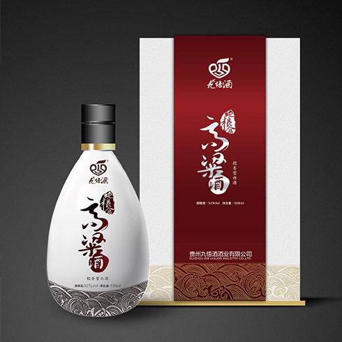 九悟酒糯高梁原浆酒