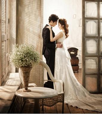 夕阳红3D婚纱摄影