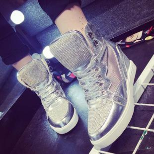 朵陌 夏季女士凉鞋新款 女式凉鞋 平底坡跟凉鞋 欧洲站 包头凉鞋-朵陌