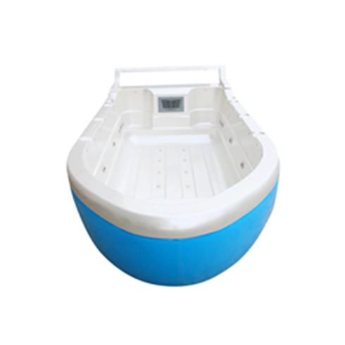 开心岛儿童水育乐园-船型浴池