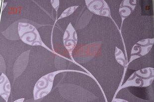 欧式田园墙纸 深压纹立体客厅卧室沙发背景壁纸