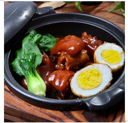 锅先森台湾卤肉饭快餐产品-台湾扒手饭