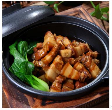 锅先森台湾卤肉饭快餐产品-锅先森台式卤肉