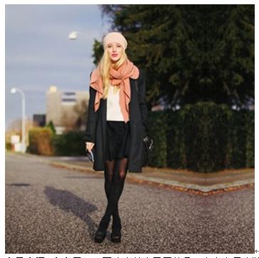 衣之霞女装产品-黑色新款女装