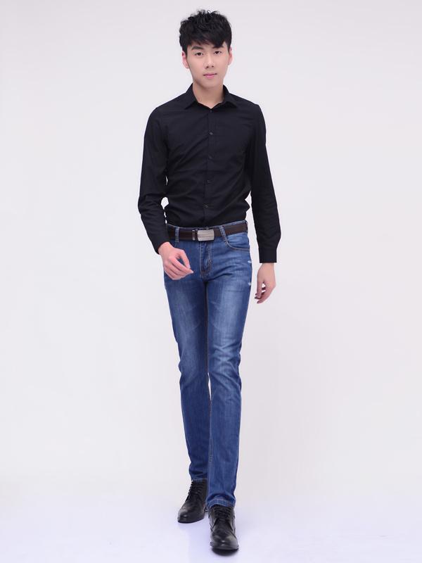 美酷思服饰-帅气牛仔裤