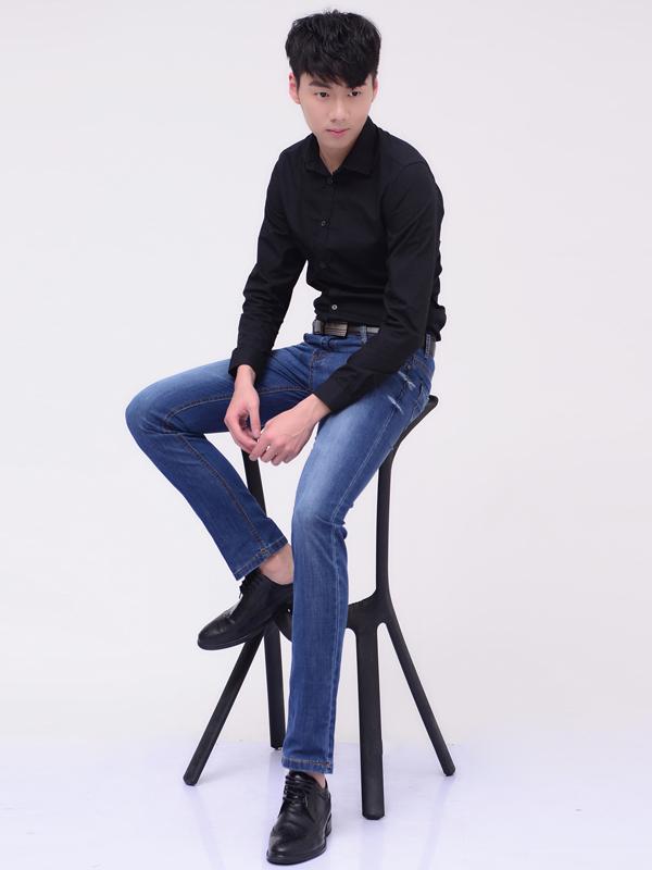 美酷思服饰-舒适牛仔裤