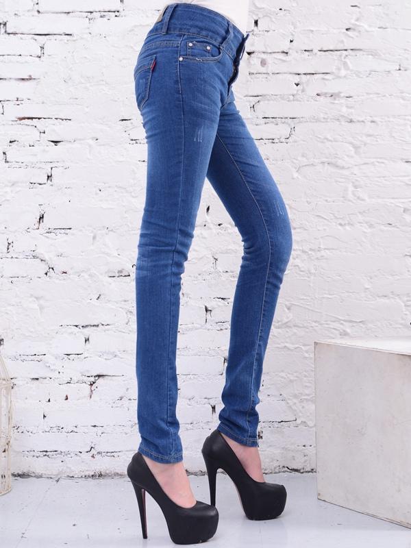 美酷思服饰-收腰牛仔裤