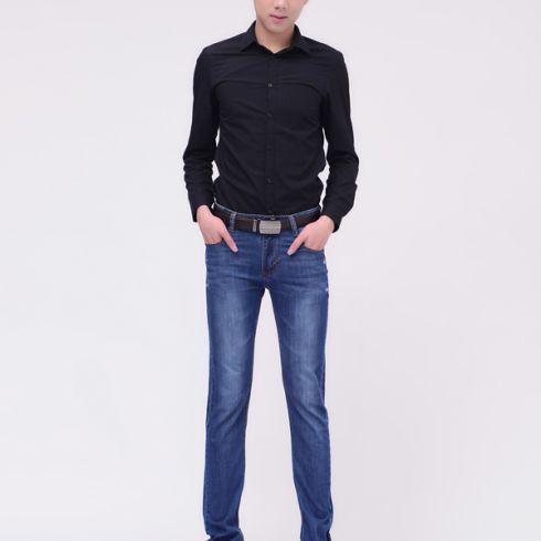 美酷思服饰-男士牛仔裤