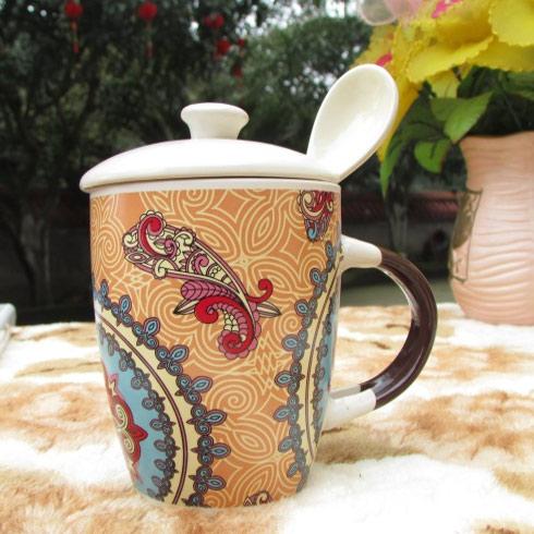 仟陌复古陶瓷杯2