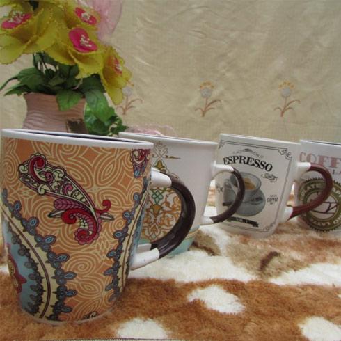 仟陌复古陶瓷杯