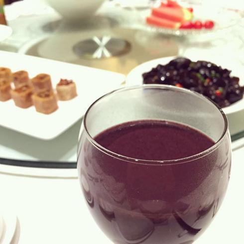 谷蔬果功能饮吧-红豆汁
