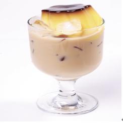 雪蒂斯冰淇淋-焦糖布丁奶茶